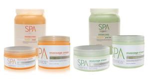SPA-organics